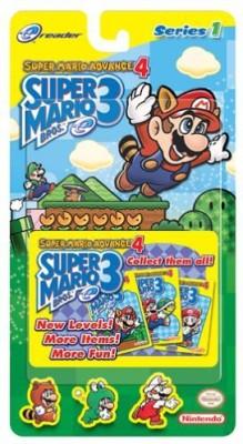 Nintendo Super Mario Advance 4: Super Mario Bros. 3 E-Series 1 ( Game Boy Advance  Gaming Accessory Kit