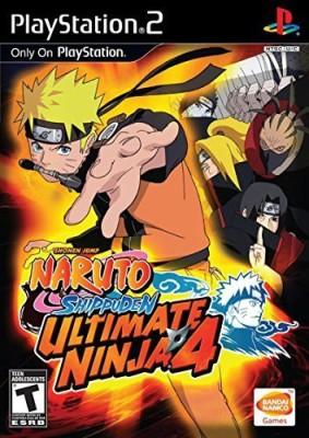 Namco Ultimate Ninja 4: Naruto Shippuden  Gaming Accessory Kit
