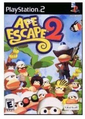 Ubisoft Ape Escape 2 Gaming Accessory Kit(Multicolor, For PS)