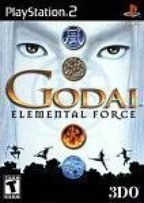 3DO Godai: Elemental Force Gaming Accessory Kit(Multicolor, For PS)