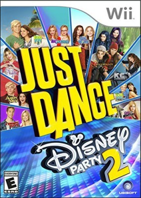 Ubisoft Just Dance Disney Party 2 - Wii Standard Edition  Gaming Accessory Kit