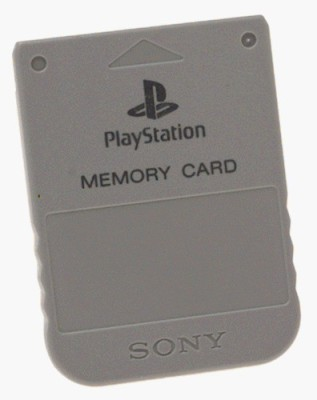 Sony Sony Playstation Memory Card Gaming Accessory Kit(Multicolor, For PS)