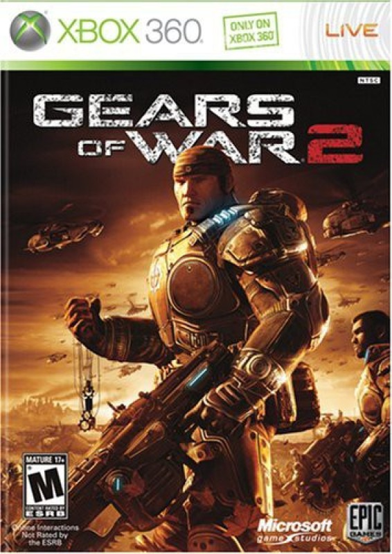 Microsoft Gears of War 2 - Xbox 360 Gaming Accessory...