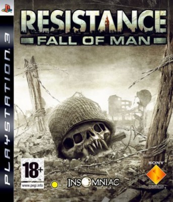 Sony Resistance: Fall of Man PS3  Gaming Accessory Kit(Multicolor, For PS3)