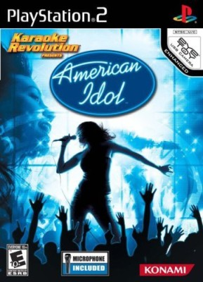 Konami Karaoke Revolution American Idol Bundle - PlayStation 2 Gaming Accessory Kit(Multicolor, For PS2)