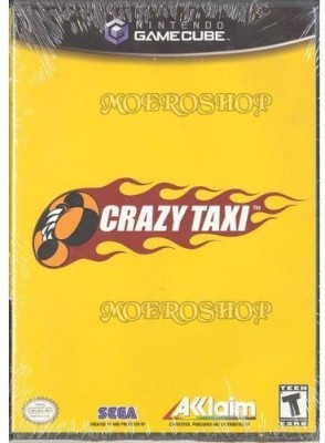 Acclaim Crazy Taxi Gaming Accessory Kit(Multicolor, For PS)