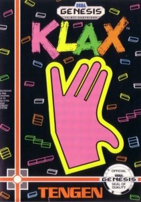 Midway Klax - Sega Genesis  Gaming Accessory Kit