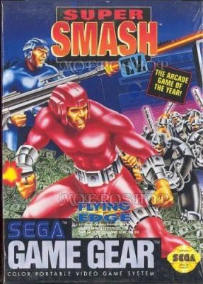 Sega Super Smash TV  Gaming Accessory Kit