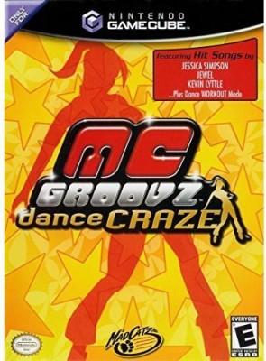Mad Catz MC Groovz Dance Craze  Gaming Accessory Kit