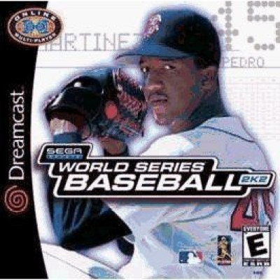 Sega World Series Baseball 2K2  Gaming Accessory Kit