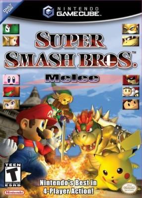 Nintendo Super Smash Bros Melee  Gaming Accessory Kit