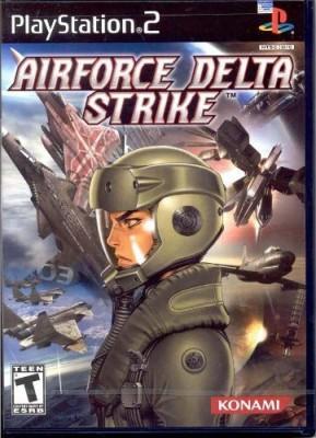 Konami AirForce Delta Strike  Gaming Accessory Kit