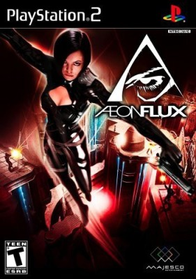 Sony Aeon Flux - PlayStation 2  Gaming Accessory Kit