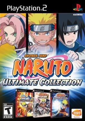 Bandai Naruto Ultimate Collection - PlayStation 2  Gaming Accessory Kit