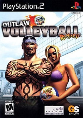 Global Star Outlaw Volleyball: Remixed - PlayStation 2  Gaming Accessory Kit