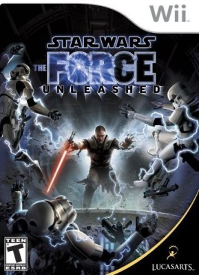 LucasArts Star Wars: The Force Unleashed - Nintendo Wii  Gaming Accessory Kit