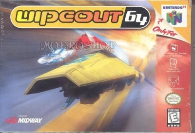 Midway Wipeout 64  Gaming Accessory Kit