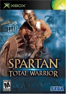 Sega Spartan: Total Warrior - Xbox  Gaming Accessory Kit