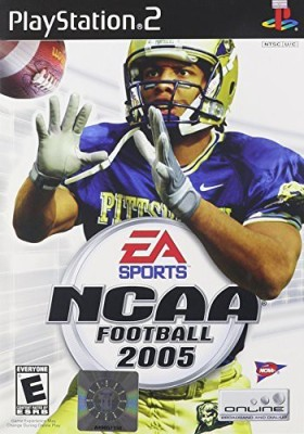 Electronic Arts NCAA FOOTBALL 2005 (PS2, REFURB)  Gaming Accessory Kit