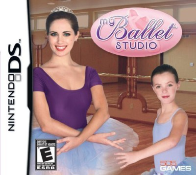 505 Games My Ballet Studio - Nintendo DS Gaming Accessory Kit(Multicolor, For Wii U)