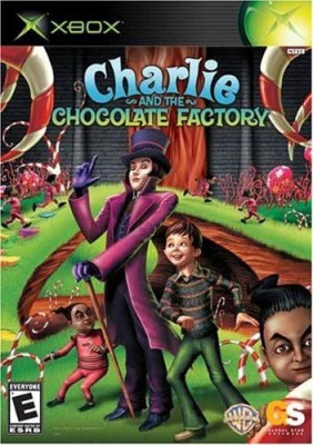 Global Star Charlie and the Chocolate Factory - Xbox  Gaming Accessory Kit