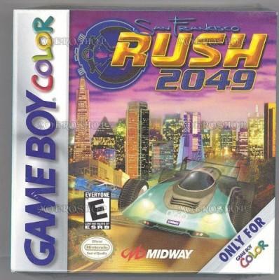 Midway San Francisco Rush 2049  Gaming Accessory Kit