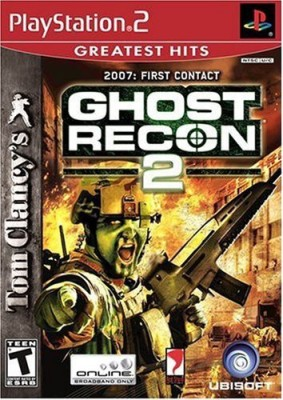 Ubisoft Tom Clancy's Ghost Recon 2: First Contact (Greatest Hits)  Gaming Accessory Kit
