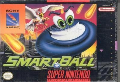 Sony Smartball - Nintendo Super NES  Gaming Accessory Kit
