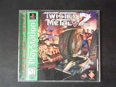 Sony Twisted Metal 2  Gaming Accessory Kit