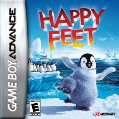 Midway Happy Feet  Gaming Accessory Kit