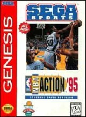 Sega NBA Action 95 GEN Gaming Accessory Kit