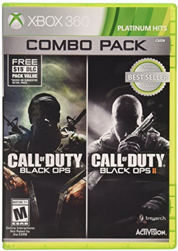 Activision Call of Duty: Black Ops Combo Pack - Xbox...