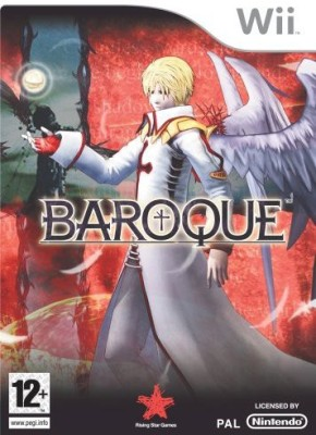 Generic BAROQUE (WII)  Gaming Accessory Kit