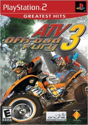 Sony ATV Offroad Fury 3 - PlayStation 2  Gaming Accessory Kit