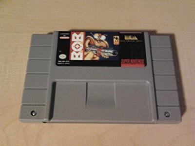 Electronic Arts B.O.B. - Nintendo Super NES  Gaming Accessory Kit