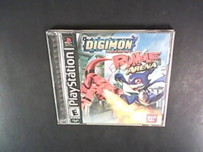 Bandai Digimon Rumble Arena  Gaming Accessory Kit