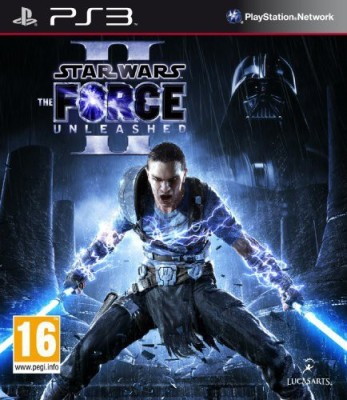 Sony Star Wars : Force Unleashed II  Gaming Accessory Kit