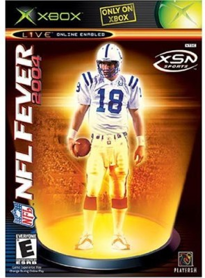 Microsoft NFL Fever 2004 Gaming Accessory Kit