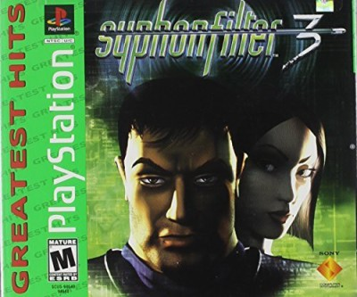 Sony Syphon Filter 3 - PlayStation  Gaming Accessory Kit