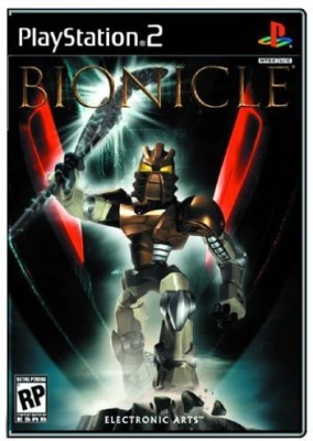 Electronic Arts Bionicle ( for PS2 )  Gaming Accessory Kit