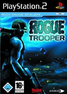 Square Enix Rogue Trooper PS2 Game  Gaming Accessory Kit