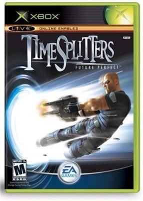 Electronic Arts Time Splitters: Future Perfect - Xbox  Gaming Accessory Kit(Multicolor, For Xbox)