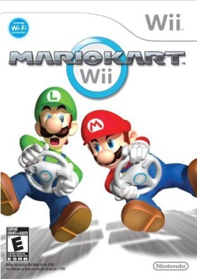Nintendo Mario Kart Wii - Game Only by Nintendo (Certified Refurbished)  Gaming Accessory Kit