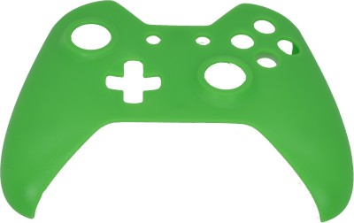 Hytech Plus Xbox One Controller Green Frosted Finish Face Panel Shell Gaming Accessory Kit