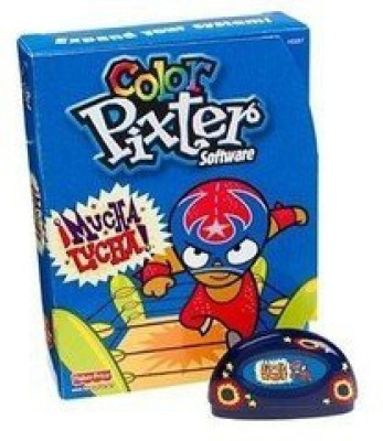 Fisher-Price Pixter Color Rom Mucha Lucha  Gaming Accessory Kit(Blue, For PC)