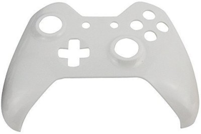 Hytech Plus Xbox One Controller White Frosted Finish Face Panel Shell Gaming Accessory Kit