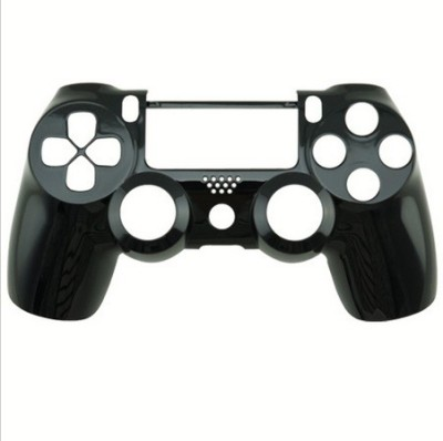 Hytech Plus Controller Black Glossy Face Panel Shell Gaming Accessory Kit