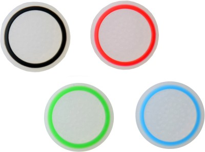 TCOS TECH Glow in the Dark Thumb Grips Anti Slip Silicone Cap Cover  Gaming Accessory Kit