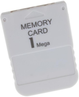 FOX MICRO PLAYSTATION ONE MEMORY CARD  Gaming Accessory Kit