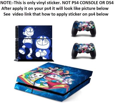 Al Pacino Doraemon Nobita Theme Ps4 Sticker  Gaming Accessory Kit